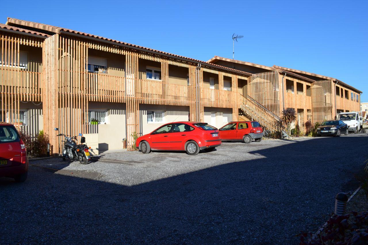 12 logements en ma onnerie et bois architecte bordeaux for Bordeaux logement