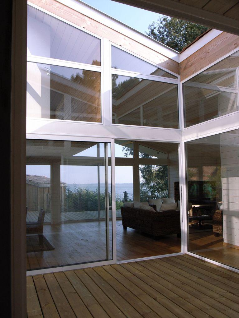 maison bois et m tal architecte bordeaux denis cartier architecte. Black Bedroom Furniture Sets. Home Design Ideas